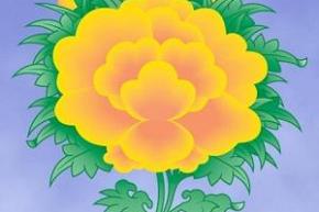 le lotus tibétain
